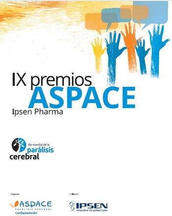 Confederación ASPACE lanza los IX Premios ASPACE Ipsen Pharma