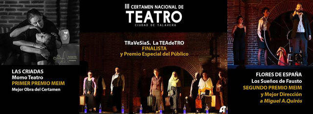 III Festival Nacional de Teatro Ciudad de Talavera