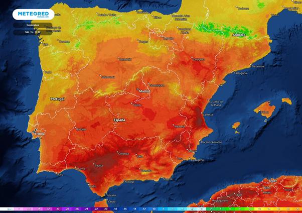 Llega el calor: fin de semana con más de 30 grados de temperatura