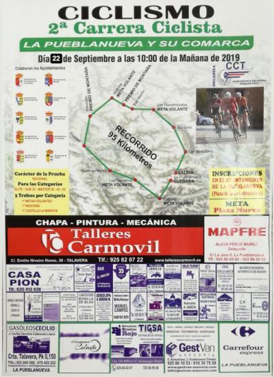 II Carrera La Pueblanueva y su Comarca