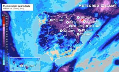 EL TIEMPO   Muy pronto las tormentas podrían llegar a su fin