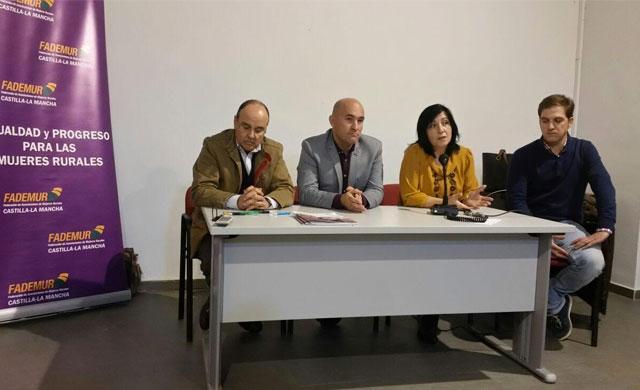 Upa castilla la mancha inaugura su nueva oficina en for Oficina virtual de castilla la mancha