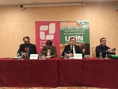 UPyD y UCIN sellan su alianza en CLM para presentar candidatura a las Cortes