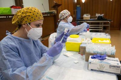 CORONAVIRUS | Castilla-La Mancha recibirá casi 100.000 vacunas