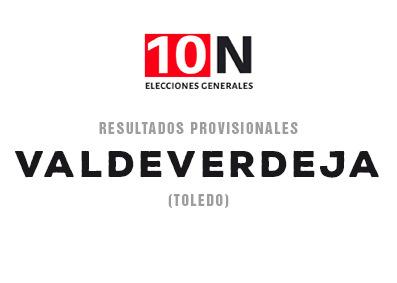 ESPECIAL 10-N   El PP logra 146 votos en Valdeverdeja