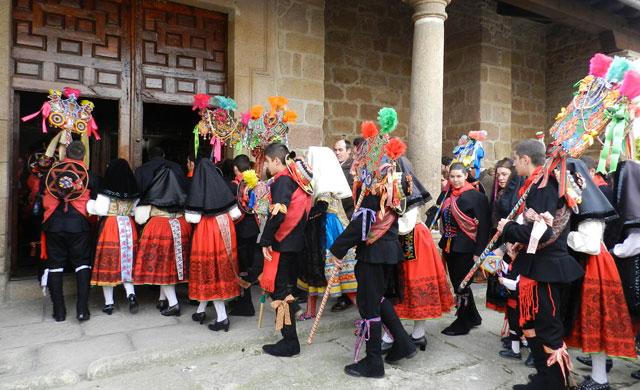 Resultado de imagen de carnaval valdeverdeja