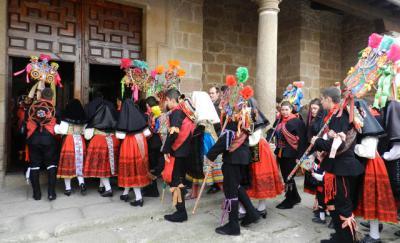 Los 'Carnavales Religiosos de Ánimas' de Valdeverdeja, fiesta de Interés Turístico Regional