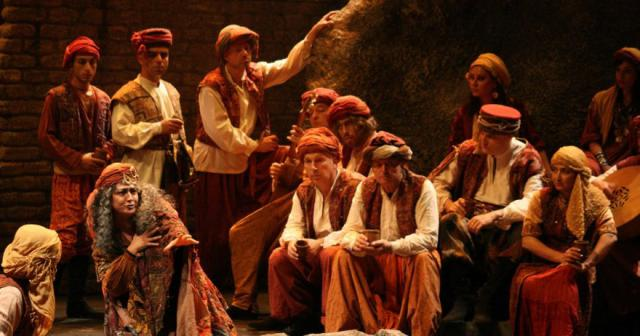 La ópera y el teatro protagonizan la programación cultural del mes de marzo en Talavera