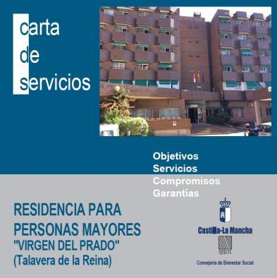 Exigen a Page que invierta en mejoras para la residencia de mayores Virgen del Prado