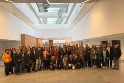 Cerca de 300 profesionales del Complejo Hospitalario Universitario de Toledo han visitado las instalaciones del nuevo hospital