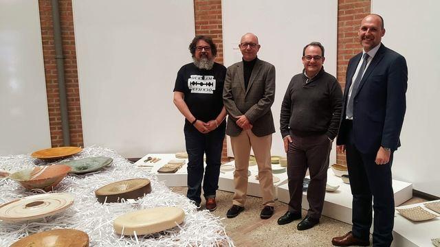 Con el Plan de Infraestructuras Educativas se acometerá una reforma integral de la Escuela de Arte de Talavera