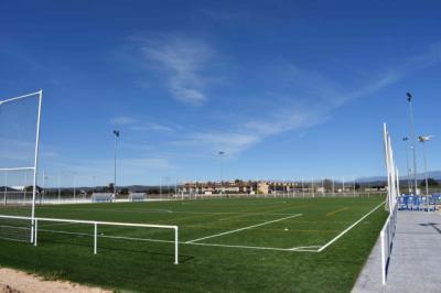 CAZALEGAS | La ciudad deportiva Ebora Formación amplía sus instalaciones
