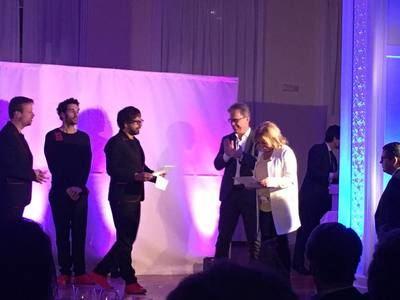 Talleres Sanfer consigue el premio Desafío 360 en la Convención anual de Volvo