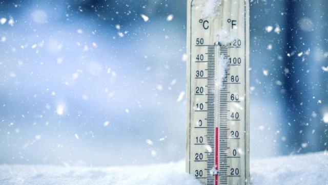 EL TIEMPO | La ola de frío que terminaba hoy se prolonga hasta el miércoles