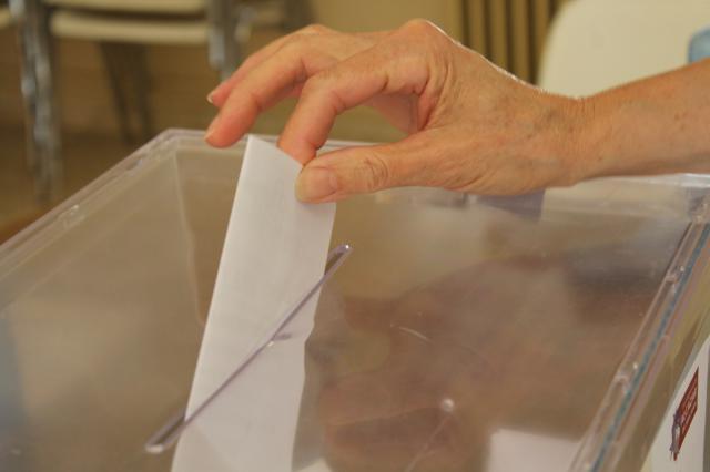 Cada papeleta para las elecciones autonómicas cuesta 0,50 céntimos y los sobres 1