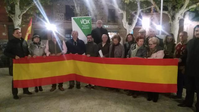 VOX convoca un acto en un local privado de Calera y Chozas sin permiso del propietario