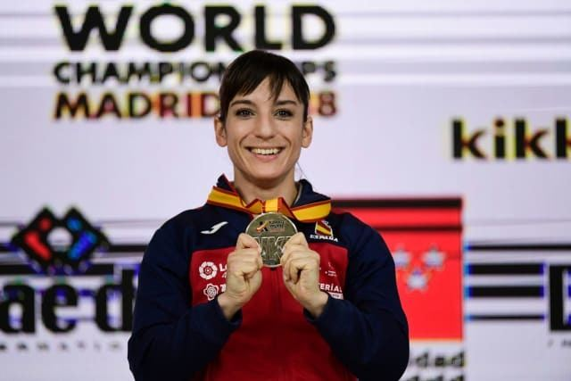 VOTA: Sandra Sánchez opta a ser elegida la mejor deportista española de la historia, en Eurosport