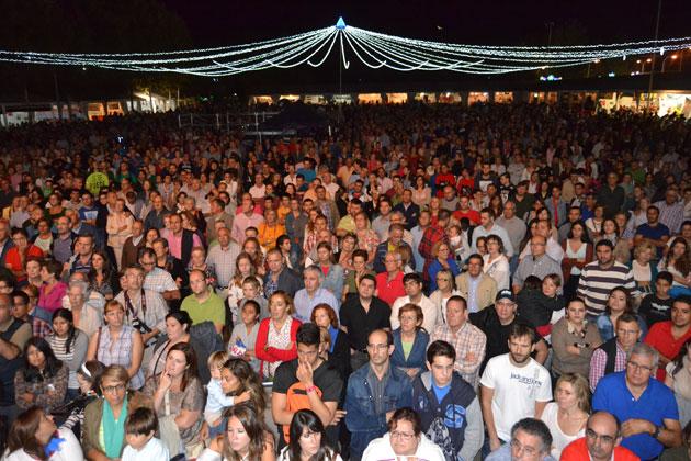 Gastos en San Isidro: 258.000 euros, sin contar vigilancia del equipo de sonido, escenario y fuegos artificiales