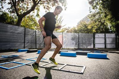 NIVEL 2 | Lo que necesitas saber para la práctica deportiva: piscinas, entrenamientos, horarios...
