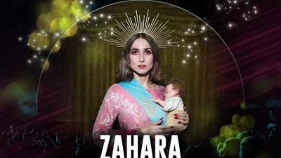 Zahara responde tras la retirada de su cartel en Toledo