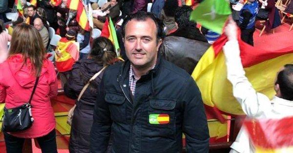David Moreno, candidato de Vox a la Alcaldía de Talavera (lista completa)