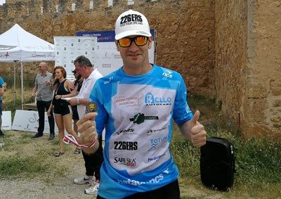 Rubén Gutiérrez, Campeón de Castilla-La Mancha de Aguas Abiertas