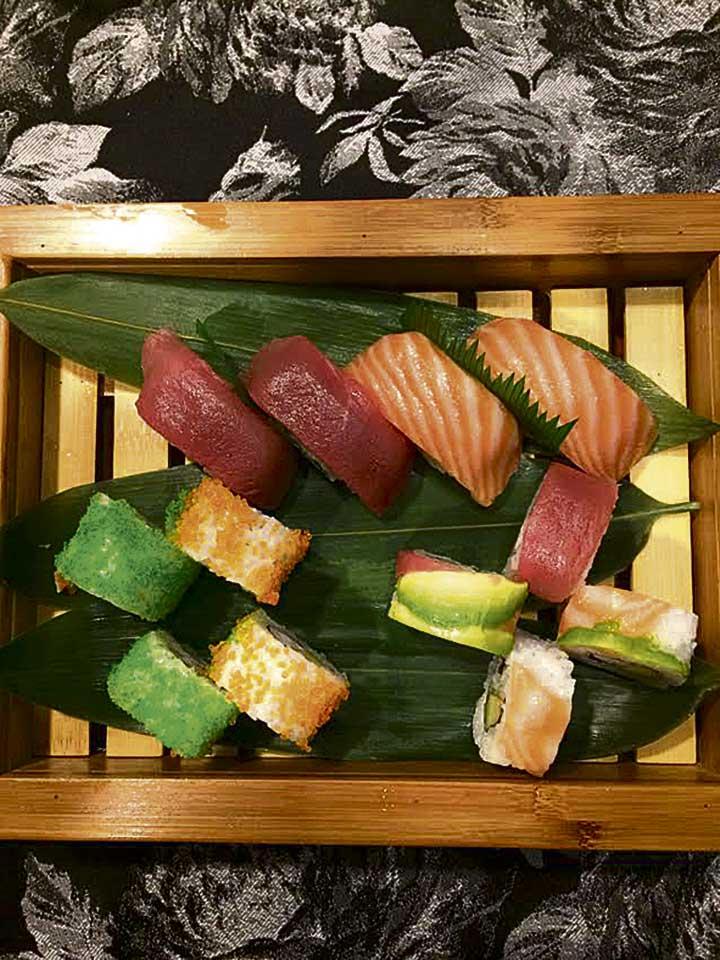 Ko la nueva forma de degustar comida asi tica en for Comida para koi