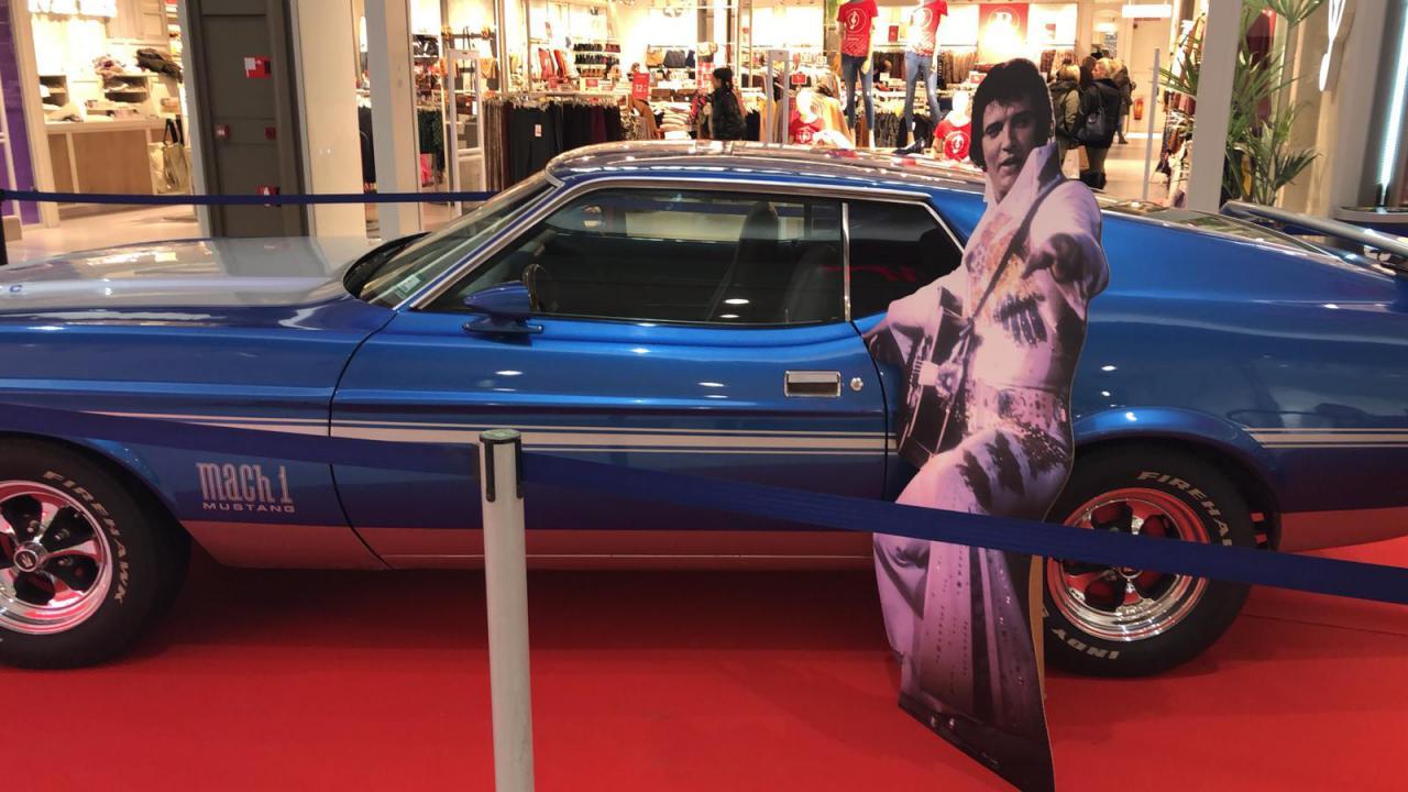Los Alfares acoge una exposición con los coches más ...
