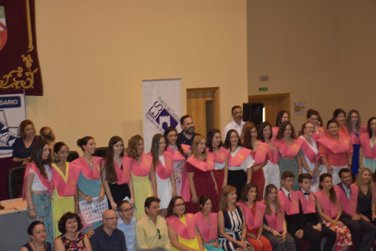 Graduación de los estudiantes de los Ciclos Formativos del ...